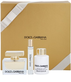 Dolce & Gabbana The One coffret cadeau XI. XI.