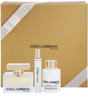 Dolce & Gabbana The One coffret cadeau XI.