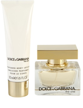 Dolce & Gabbana The One poklon set IX.