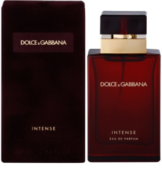 Dolce & Gabbana Pour Femme Intense parfémovaná voda pro ženy 25 ml