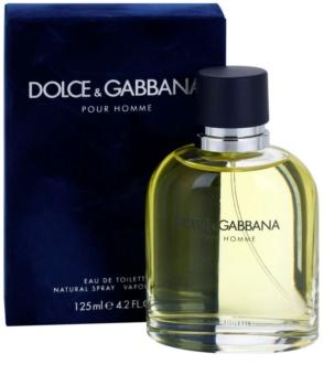 Dolce & Gabbana Pour Homme eau de toilette per uomo 125 ml