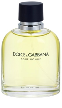 Dolce & Gabbana Pour Homme Eau de Toilette for Men 125 ml