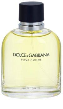 Dolce & Gabbana Pour Homme toaletna voda za muškarce 125 ml