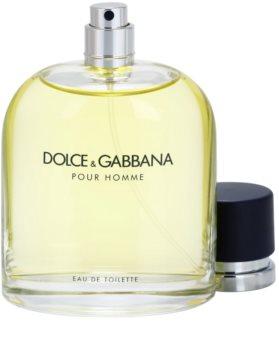 Dolce & Gabbana Pour Homme eau de toilette pentru barbati 125 ml