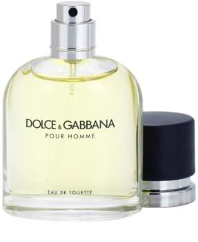 Dolce & Gabbana Pour Homme eau de toilette férfiaknak 40 ml