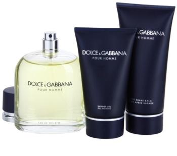 Dolce & Gabbana Pour Homme dárková sada IV.