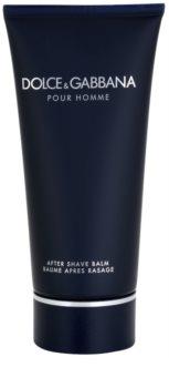 Dolce & Gabbana Pour Homme balzám po holení pro muže 100 ml