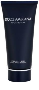 Dolce & Gabbana Pour Homme borotválkozás utáni balzsam férfiaknak 100 ml