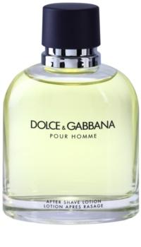Dolce & Gabbana Pour Homme borotválkozás utáni arcvíz férfiaknak 125 ml