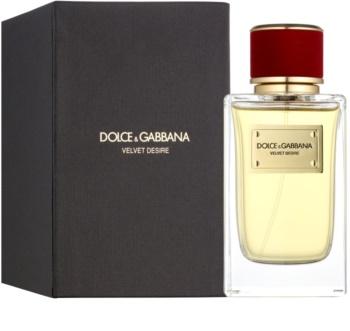 Dolce & Gabbana Velvet Desire Parfumovaná voda pre ženy 150 ml