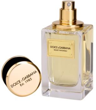 Dolce & Gabbana Velvet Patchouli eau de parfum unisex 50 ml