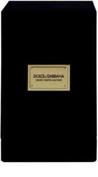 Dolce & Gabbana Velvet Exotic Leather eau de parfum férfiaknak 150 ml