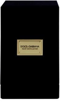 Dolce & Gabbana Velvet Exotic Leather parfémovaná voda pro muže 150 ml