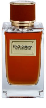 Dolce & Gabbana Velvet Exotic Leather Eau de Parfum für Herren 150 ml