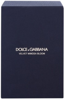 Dolce & Gabbana Velvet Mimosa Bloom eau de parfum pentru femei 150 ml