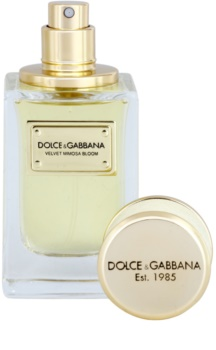 Dolce & Gabbana Velvet Mimosa Bloom eau de parfum per donna 50 ml