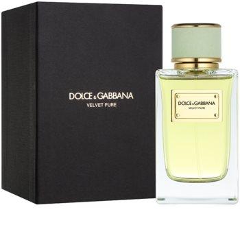 Dolce & Gabbana Velvet Pure parfemska voda za žene 150 ml