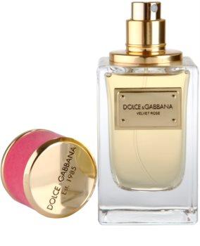 Dolce & Gabbana Velvet Rose woda perfumowana dla kobiet 50 ml