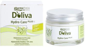 Doliva Basic Care leichte feuchtigkeitsspendende Creme für das Gesicht