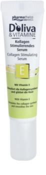 Doliva Basic Care serum za stimulacijo kolagena z vitaminom E
