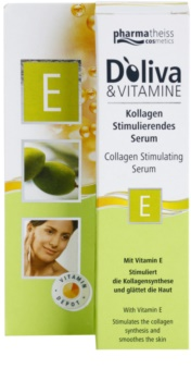 Doliva Basic Care Serum zur Kollagen-Stimulation mit Vitamin E