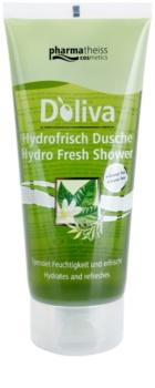 Doliva Basic Care gel de duche hidratante com chá verde
