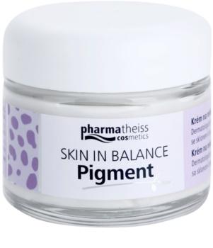 Doliva Skin In Balance Pigment crème dermatologique pour peaux hyperpigmentées