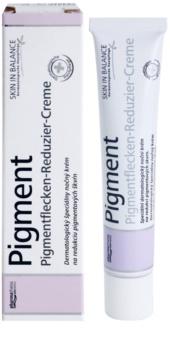 Doliva Skin In Balance Pigment crème de nuit dermatologique pour éliminer les taches pigmentaires