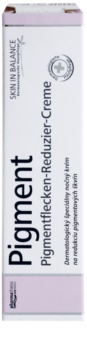 Doliva Skin In Balance Pigment crema de noapte dermatologica pentru reducerea punctelor pigmentate