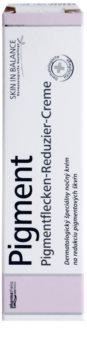 Doliva Skin In Balance Pigment crema de noche dematológica para reducir las manchas de pigmentación