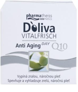 Doliva Vitalfrisch Q10 Tagescreme gegen Hautalterung