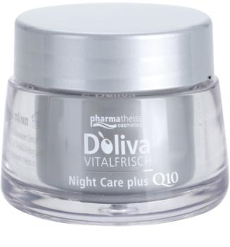 Doliva Vitalfrisch Q10 krem na noc regenerujące skórę