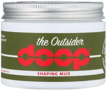 Doop The Outsider Modelerende Klei  voor het Haar