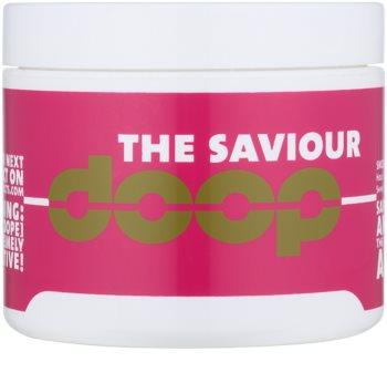 Doop The Saviour Gladmakende Crème tegen Kroes Haar