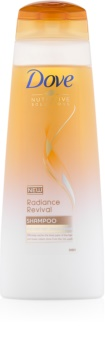 Dove Nutritive Solutions Radiance Revival Shampoo Shine For Dry And Brittle Hair