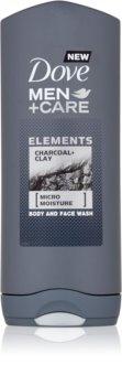 Dove Men+Care Elements gel za prhanje za moške