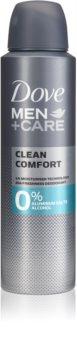 Dove Men+Care Clean Comfort Alcohol-Free and Aluminium-Free Deodorant 24 h