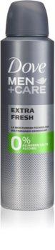 Dove Men+Care Extra Fresh dezodorant bez alkoholu i aluminium 24 godz.