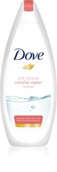 Dove Anti-Stress micelární sprchový gel