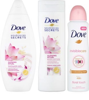 Dove Nourishing Secrets Glowing Ritual kozmetická sada I.