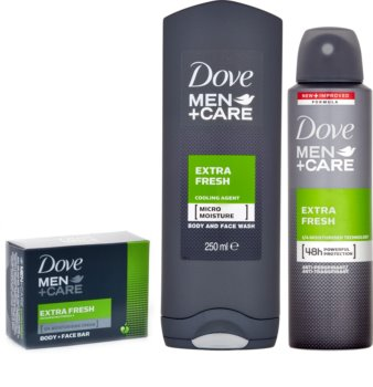 Dove Men+Care Extra Fresh kozmetická sada IV.