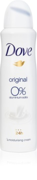 Dove Original Alcohol-Free and Aluminium-Free Deodorant 24 h