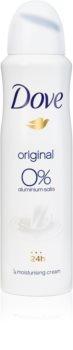 Dove Original deodorante senza alcool e alluminio 24 ore