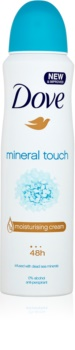 Dove Mineral Touch Antitranspirant Spray