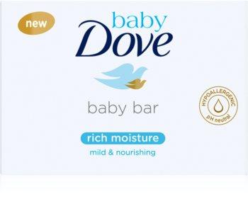 Dove Baby Rich Moisture pastiglia cremosa detergente
