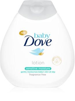 Dove Baby Sensitive Moisture lait corporel hydratant