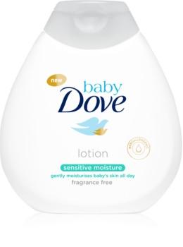 Dove Baby Sensitive Moisture leite corporal hidratante