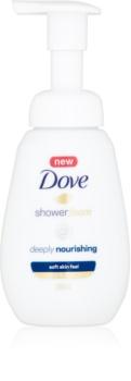Dove Deeply Nourishing Shower Foam with Nourishing Effect
