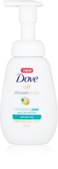 Dove Revitalising Pear doccia schiuma con aroma di pera