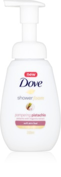 Dove Pampering Pistachio піна для душу